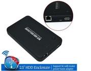 Внешний жесткий-диск USB 3.0,  беспроводная передача данных (3g wifi)