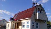 Кровельные работы и ремонт крыш профессионалами