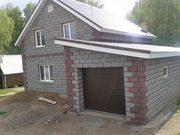 Строительство гаражей и пристроек под ключ!
