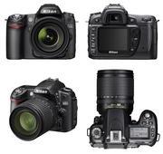 Nikon d80 продам